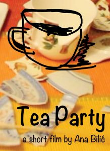 Ana Bilic: TEA PARTY (2018) - A short film © All Rights Reserved